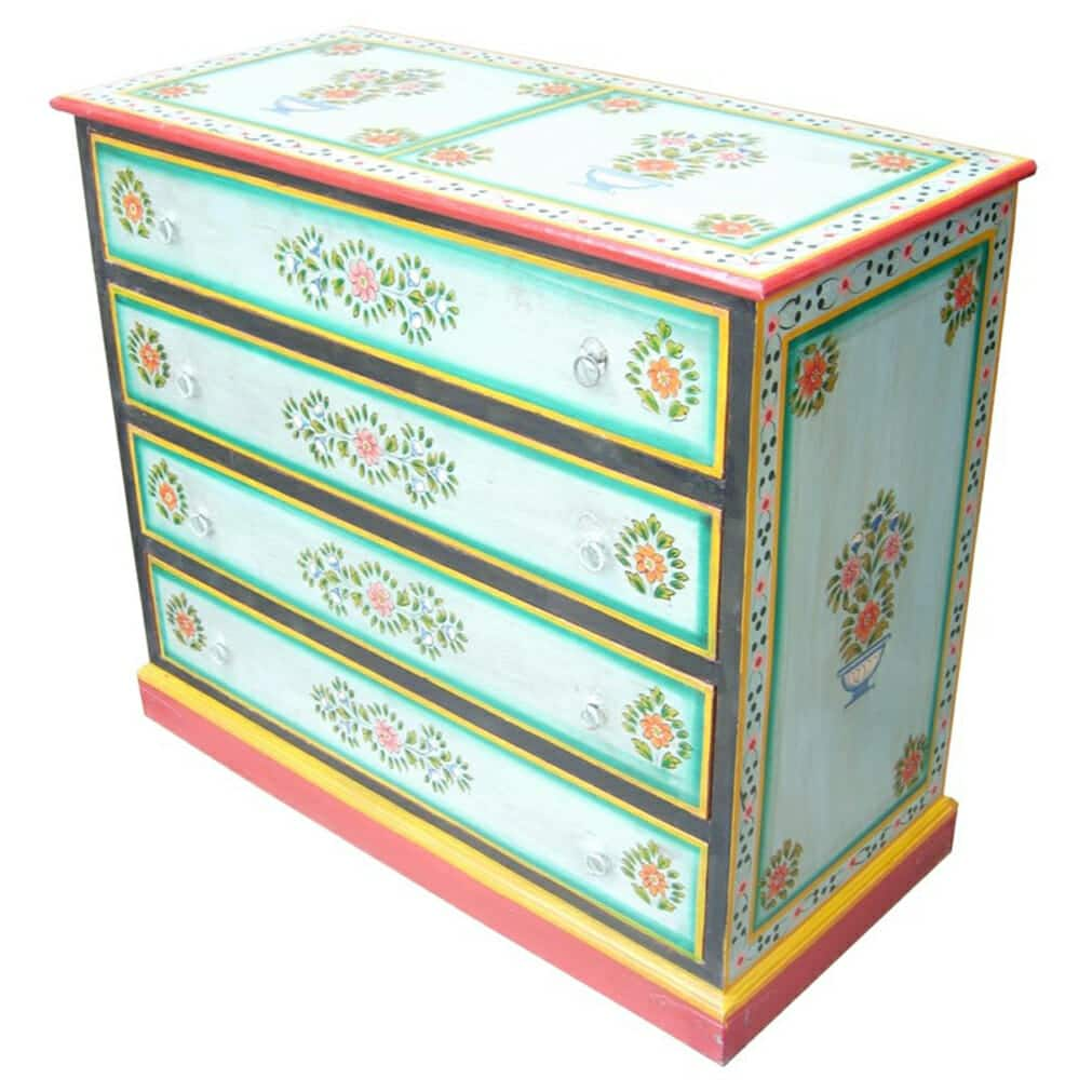 Jali Coffee Table Images Cube