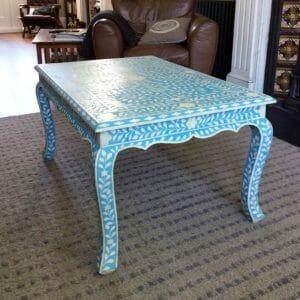 Blue Bone Coffee Table 2