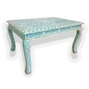 Blue Bone Coffee Table