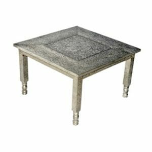 Embossed-White-Metal-Coffee-Table-new2