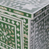 Green Mother of Pearl Chest of Drawers 5