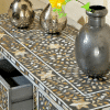Grey Mother of Pearl Dressing Table 3