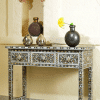 Grey Mother of Pearl Dressing Table 4
