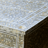 Grey Mother of Pearl Inlay Desk 2