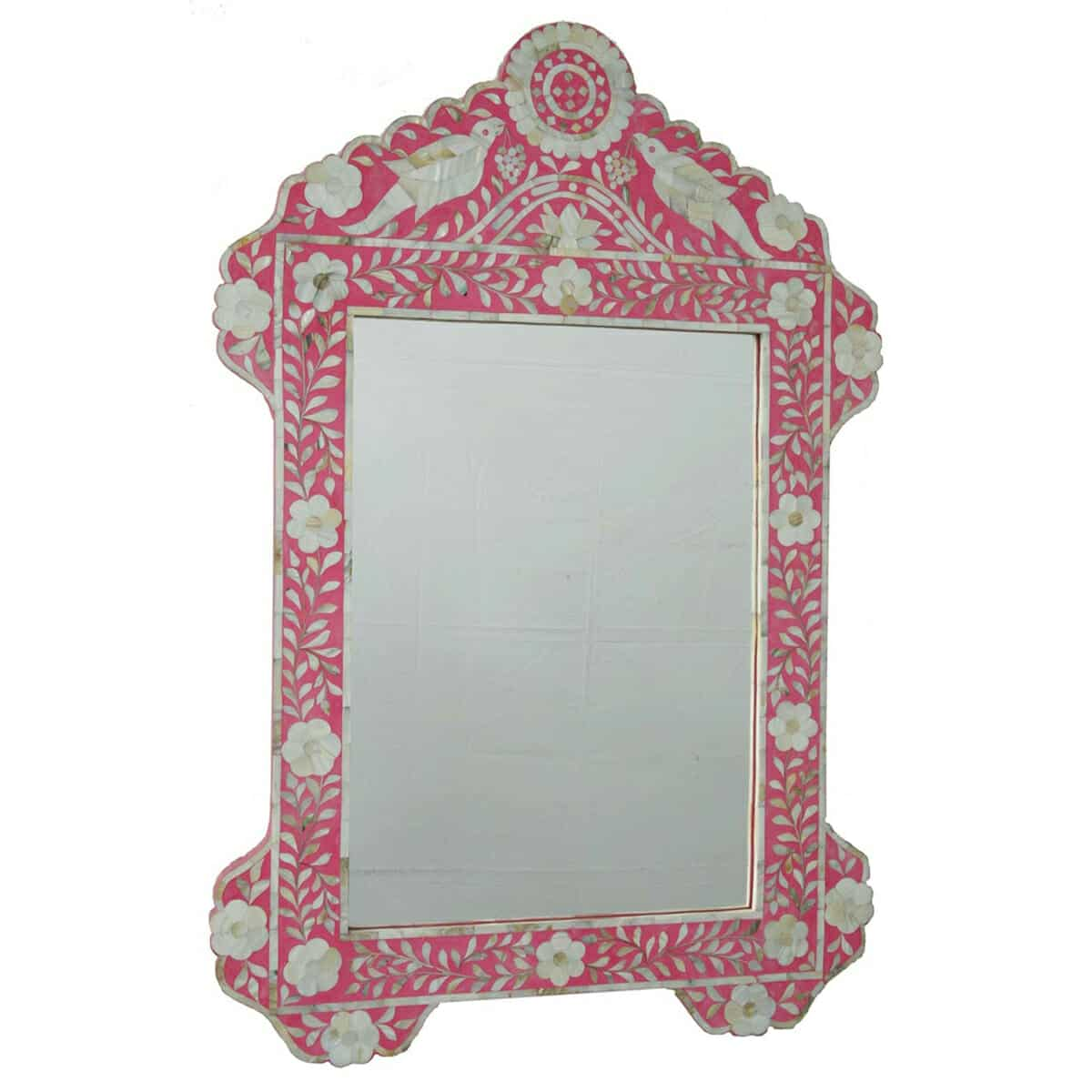 Indian Mother Of Pearl Inlay Mirrors For Sale Iris Furnishing Ltd