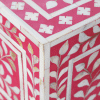 Pink Mother of Pearl Cabinet 3