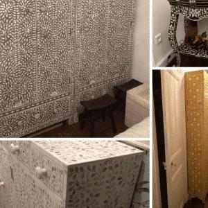 Inlay Indian Furniture