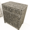 Grey Mother of Pearl Drinks cabinet 01