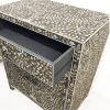 Grey Mother of Pearl drinks cabinet 02
