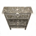 COMPLETE Grey Mother of Pearl console unit 02