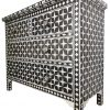 Black-mother-of-Pearl-inlay-Star-chest