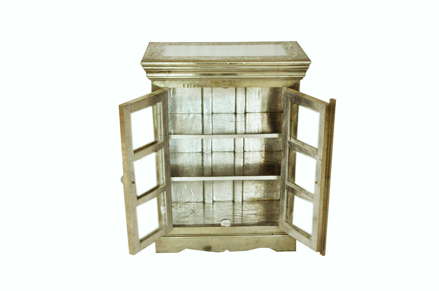 metal furniture furnishing done iris indian background white please donewhite glass cabinet